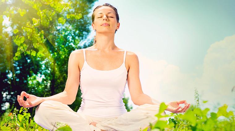 ヒマラヤ 瞑想